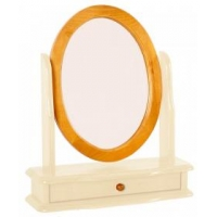 Skagen pine dressing table round ..