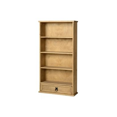 Corona DVD unit with 4 shelves and 1 drawer