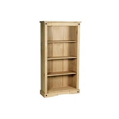 Corona bookcase large with 4 shelves