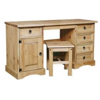 Corona Dressing Table 1 Door & 5 ..