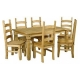 Corona dining set large