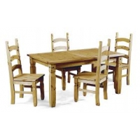 Corona dining set small