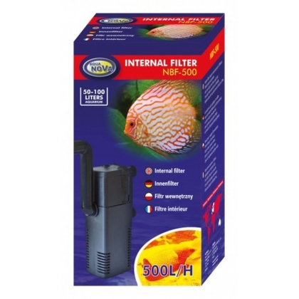 Aqua Nova 500 L/H  Internal Bio-logical filter
