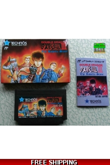 Double Dragon 3 JP-ENG Dendy NES Nintendo Famico..