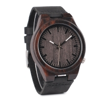 Dark Timber Watch