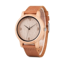 Numbered Classic Bamboo Watch