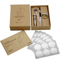 Single Gift Set - Stainless Steel Coffee Pod