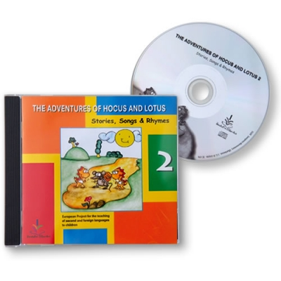 Stories, Songs & Rhymes CD 2