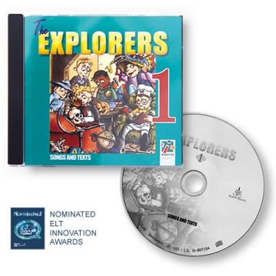The Explorers 1 CD