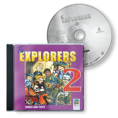 The Explorers 2 CD