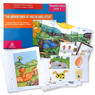Teacher's Pack 1 - Teacher's material