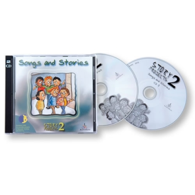 Song & Stories CD 2