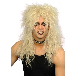 Hard Rocker Wig - Blonde