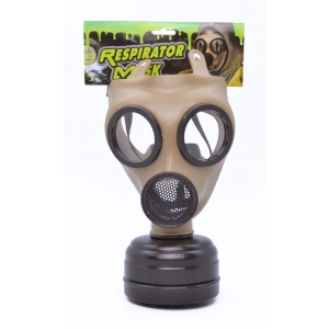 Gas Mask - Realistic WWII Style