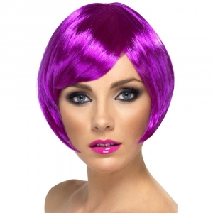 Babe Wig - Purple