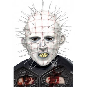 Pinhead Mask - Officially Licensed Hel..