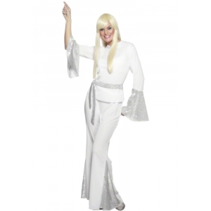 70s Disco Lady Costume - Abba Style