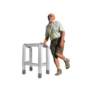 Inflatable Walking/Zimmer Frame