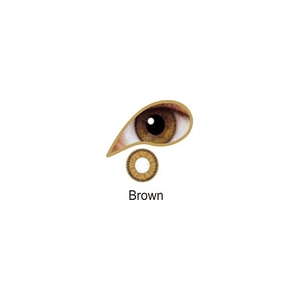 Brown - 3 Month Lenses