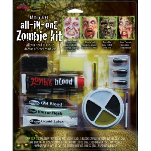 All In One Horror/Zombie Kit