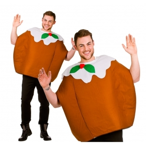 Christmas Pudding Costume