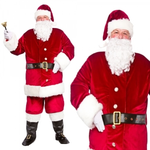 Ultimate Santa Suit