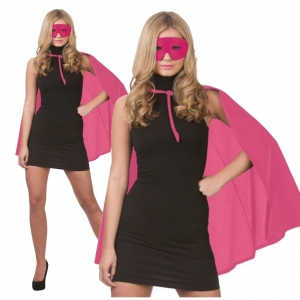 Hot Pink Superhero 39