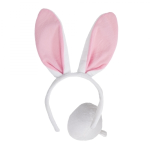Bunny Rabbit Kit - Ears & Tail