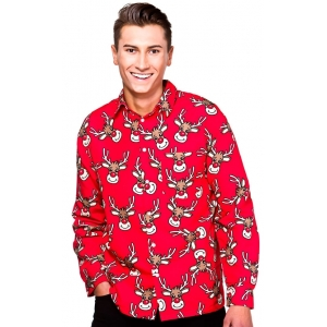 Christmas Shirt - Reindeer