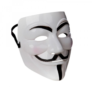 Anonymous Mask - V For Vendetta/Guy Fa..