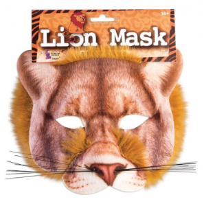 Lion Mask with realisti..