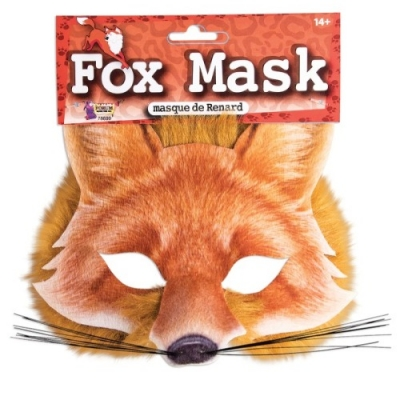 Fox Mask title=
