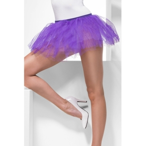 4 Layer Tutu - Purple