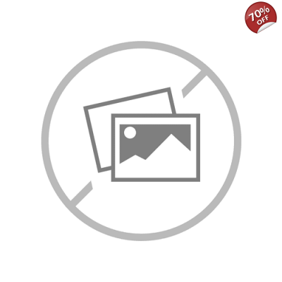Zombie Half Face Mask title=