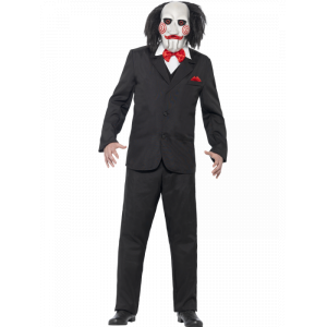 Saw Jigsaw Costume - Of..