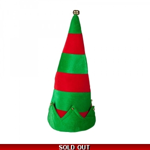 Deluxe Christmas Elf Hat