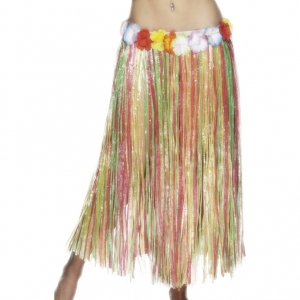 Grass Skirt - Multicoloured