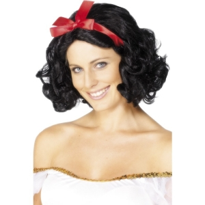 Fairytale Wig - Snow White Style