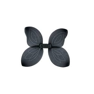 Black Angel Fairy Wings
