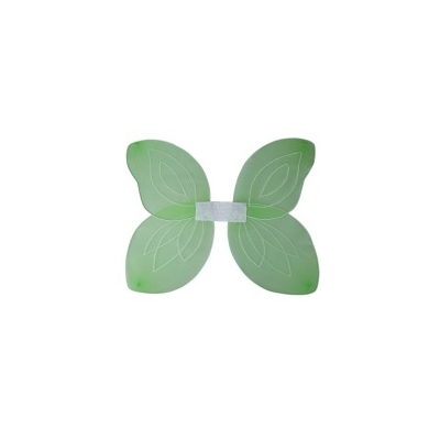 Green Fairy Pixie Wings - Tinkerbell Style title=