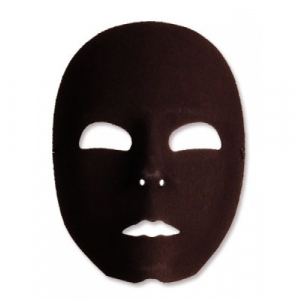 Full Face Mask - Black