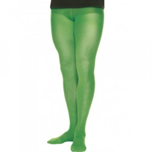 Male Tights - Green