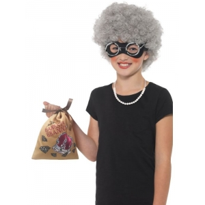 Gangsta Granny Kit - by David Walliams