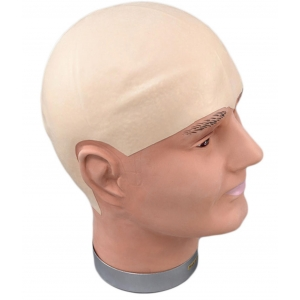 Latex Rubber Bald Cap