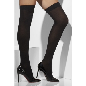 Opaque Hold Ups - Black