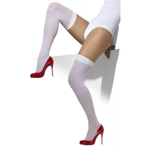 Opaque Hold-Ups - White
