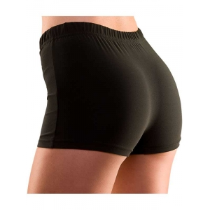 Hot Pants - Black