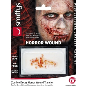 Horror Wound Transfer -..
