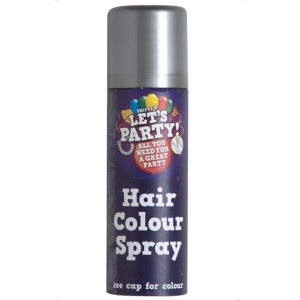 Silver Colour Hair Spray
