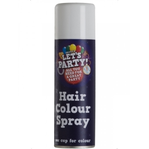 White Colour Hair Spray
